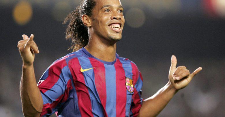 Ronaldinho Gaúcho recebe fãs catarinenses em jantar, na cidade de Brusque