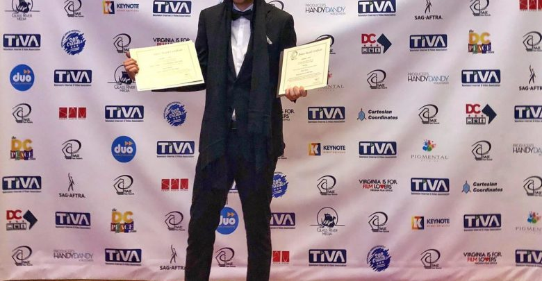 Joinvilense é vencedor de quatro prêmios internacionais