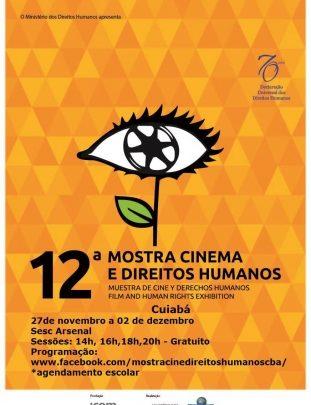 12ª Mostra Cinema e Direitos Humanos percorre o Brasil. 1