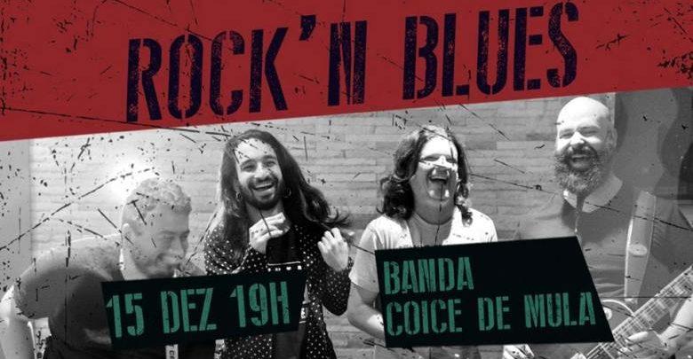 Banda Coice de Mula faz show na Casa 97 em Joinville, SC 1