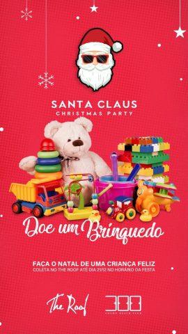 Santa Claus Party Agita O Fim De Semana Em Floripa Ego