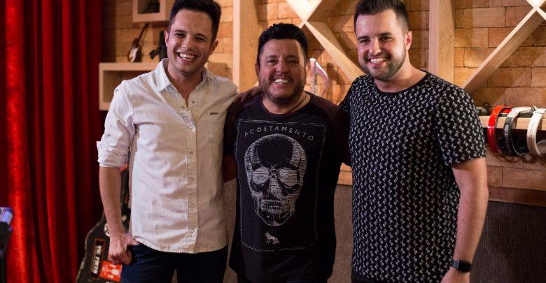 Lucas & Felipe lançam música com Bruno & Marrone