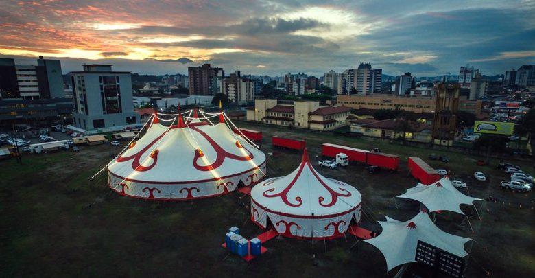 O Circo dos Sonhos traz para Balneário Camboriú seu mais novo espetáculo
