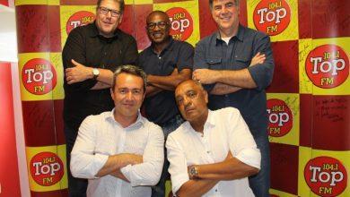 Programa - Os Tops da Bola - estreia em janeiro pela TOP FM 5