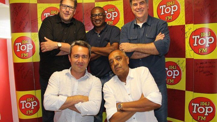 Programa - Os Tops da Bola - estreia em janeiro pela TOP FM 1