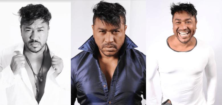O ator Sebah Vieira está com agenda lotada para 2019 1