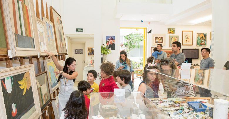 Instituto Gustavo Rosa. Foto divulgação