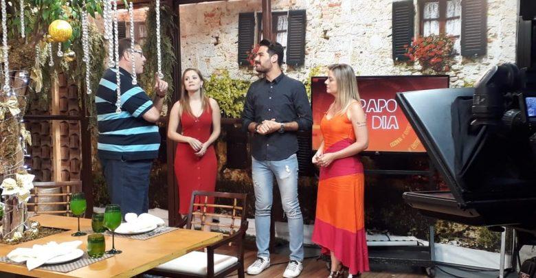 Luciano Faccioli recebe os parceiros comerciais de 2018