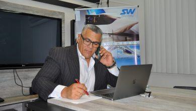 Tom Agra - O executivo da Sky Way 3