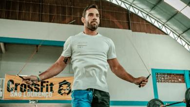O atleta Fabio Dechichi começa 2019 como bicampeão do Game São Lourenço 1