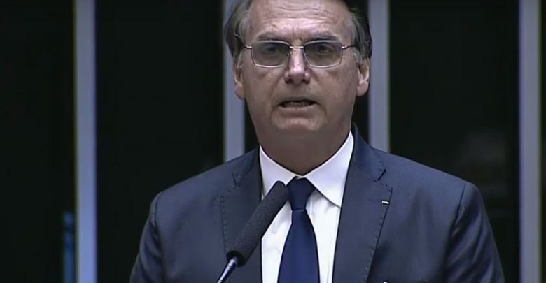 Brasil inicia novo capitulo da história com o presidente Jair Messias Bolsonaro 1