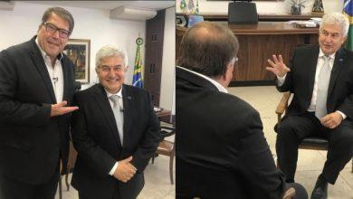 Ministro Marcos Pontes marca presença em programa especial da Rede Brasil de Televisão 2