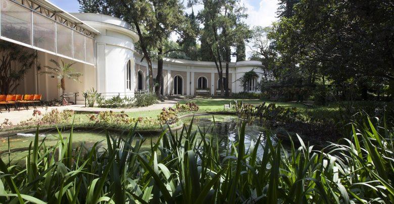 Casa-Museu Ema Klabin: aberta para visitação, a residência de 900 m² foi inspirada no Palácio de Sanssouci, em Potsdam, Alemanha e conta com valiosas obras de arte. Foto Henrique Luz