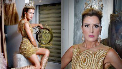 Angel é coroada nova Imperatriz da Bateria Bicampeã do carnaval de SP 2