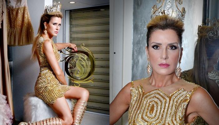 Angel é coroada nova Imperatriz da Bateria Bicampeã do carnaval de SP 1