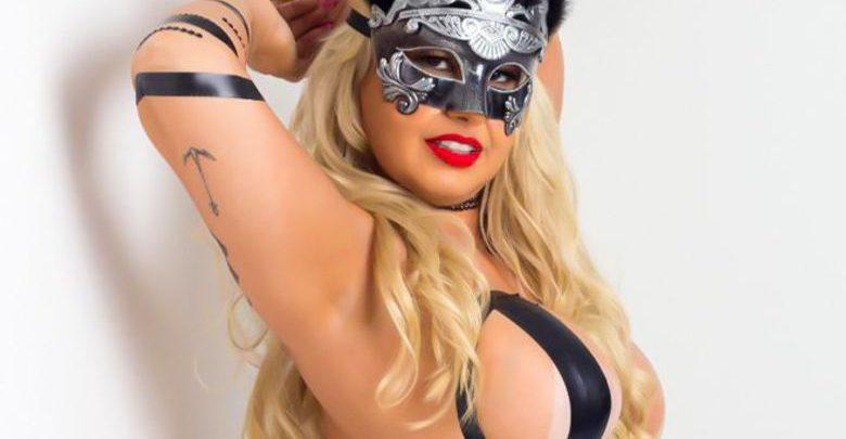 Cátia Carvalho é destaque da X9 Paulistana 1