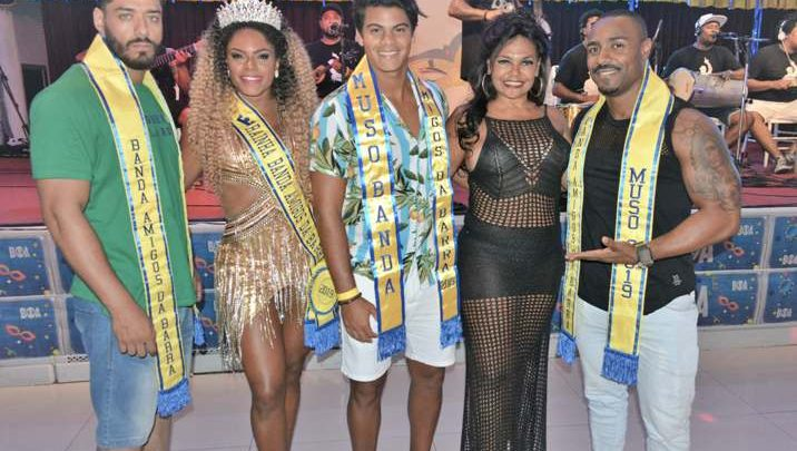 Bloco Pré-Carnavalesco na orla da Barra da Tijuca agita Cidade Maravilhosa 1