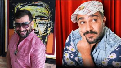 Espetáculo Personas com o comediante Evandro Santo em Magé, RJ 1