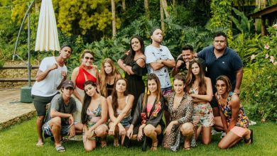 Camila Loures e convidados invadem antiga Ilha de Caras