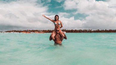 Rian Nogueira posa nas belezas paradisíacas de Punta Cana 5