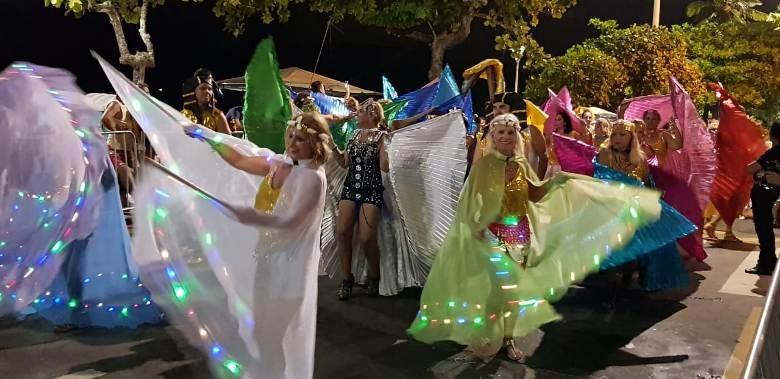 Balneário Camboriú, na bela Santa Catarina, agita suas noites comcarnaval de rua 1