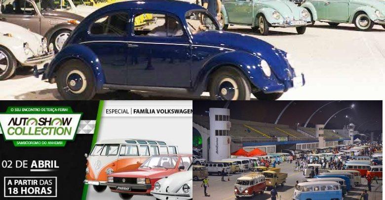 Noite da Família Volkswagen - foto: AutoShow Collection