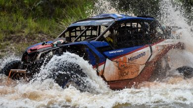 Território Motorsport em ação Can-Am Maverick X3 (Nelson Santos Jr/PhotoAction)