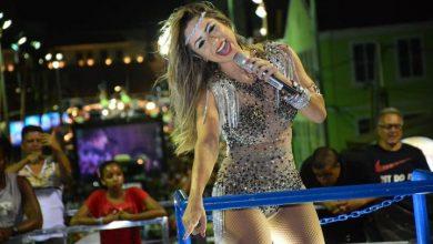 Luana Monalisa transpira beleza e sensualidade na última noite oficial do Carnaval 4