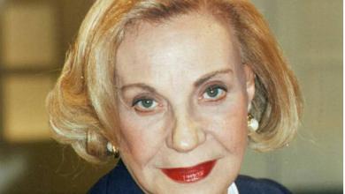 Morre a atrizMárciaReal, que foi a protagonista do SPA Fantasia da Rede Brasil de Televisão! 3