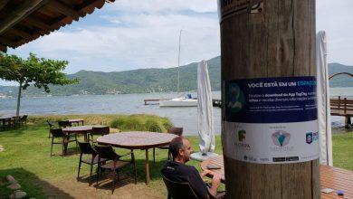 Floripa Shopping apoia o projeto que fornece informações para os turistas