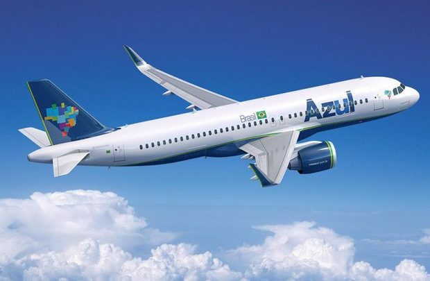 Azul Cia Aérea - turismoonline.net.br
