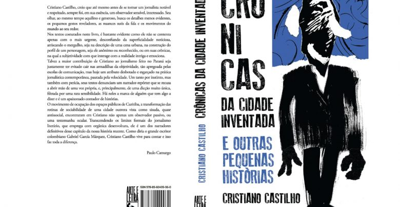 Jornalista lança dia 28 de março livro em Curitiba. Foto Cyro Ridal
