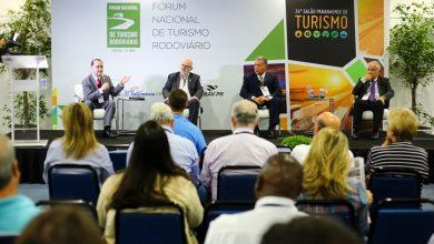 25º Salão Paranaense de turismo e o 2º Fórum Nacional de Turismo Rodoviário