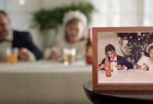 Casal do Vale do Itajaí revive cena de casamento 27 anos depois para uma campanha publicitária nacional