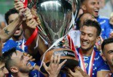 Cruzeiro 1 a 1 com o Atlético e é bicampeão mineiro 2