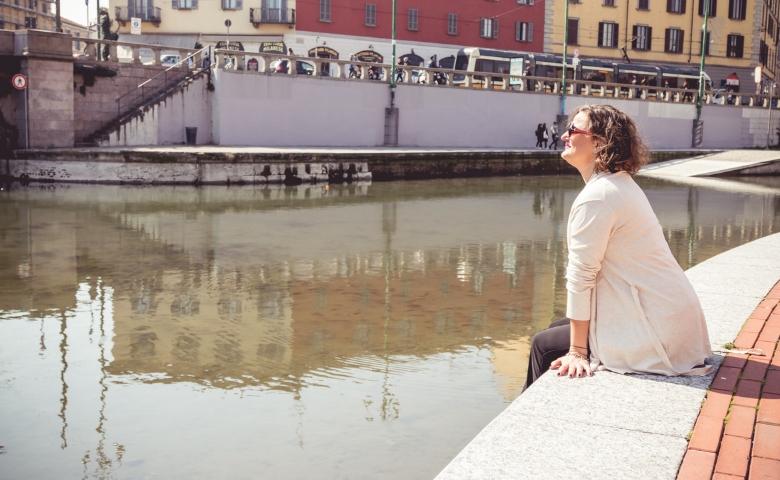 Feira Isaloni pode ser motivo para conhecer um lado diferente de Milão -Arquivo pessoal Ana Grassi