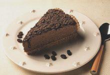 Torta de Mousse de Café com a Isabela