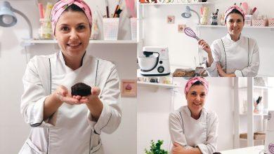 Elaineé formada em Gastronomia, pós-graduada em Gastronomia e Cozinha Autoral