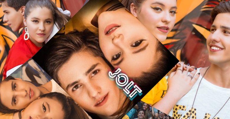 Duo de irmãos que são vocalistas e agora assinam a nova identidade da marca Jolt