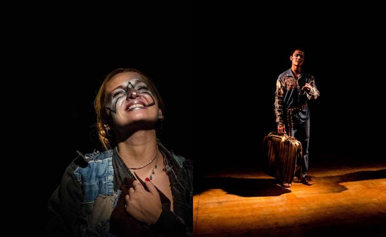 Teatro do Incendio - O Santo Dialético -Gabriela Morato -CiaDoIncêndio -foto de Arô Ribeiro