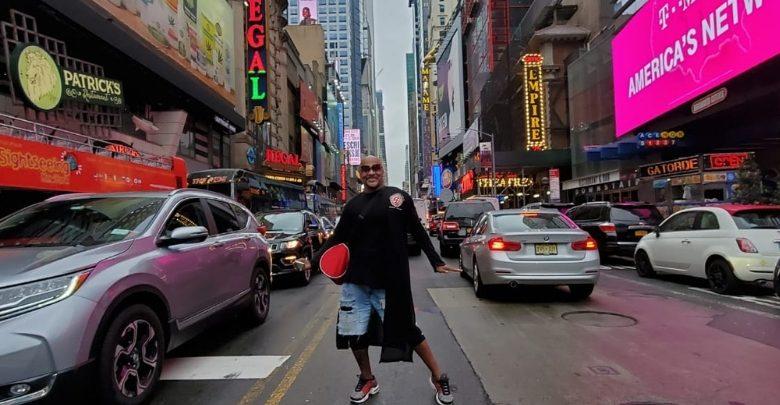 Carlinhos do Salgueiro conquista Nova York