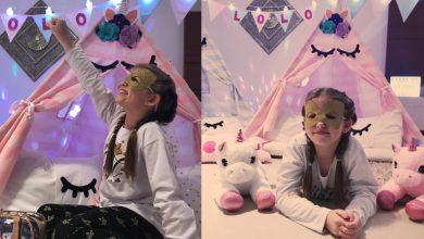 Festa do pijama reúne amigas de Lorena Queiroz em sua casa 8