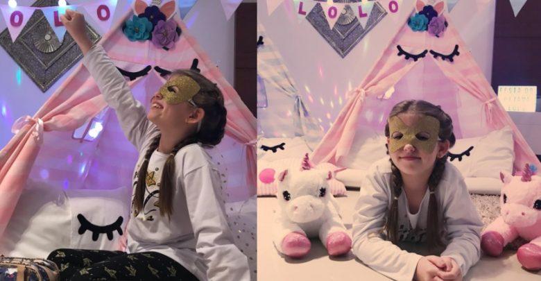 Festa do pijama reúne amigas de Lorena Queiroz em sua casa 1