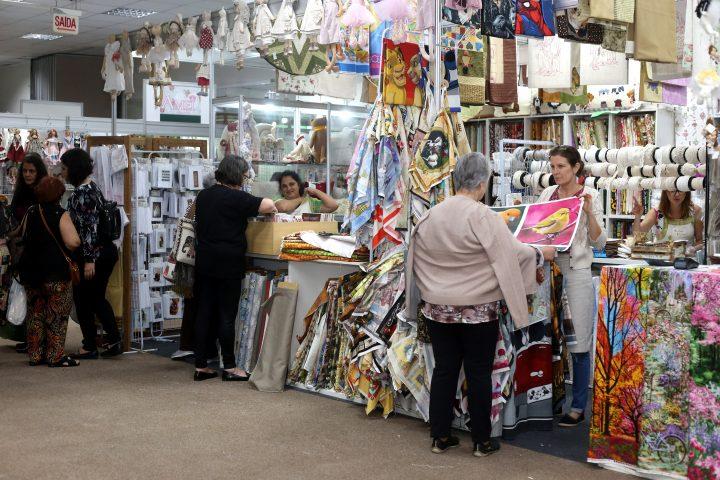 Maior Festival de Patchwork do estado acontece em Florianópolis