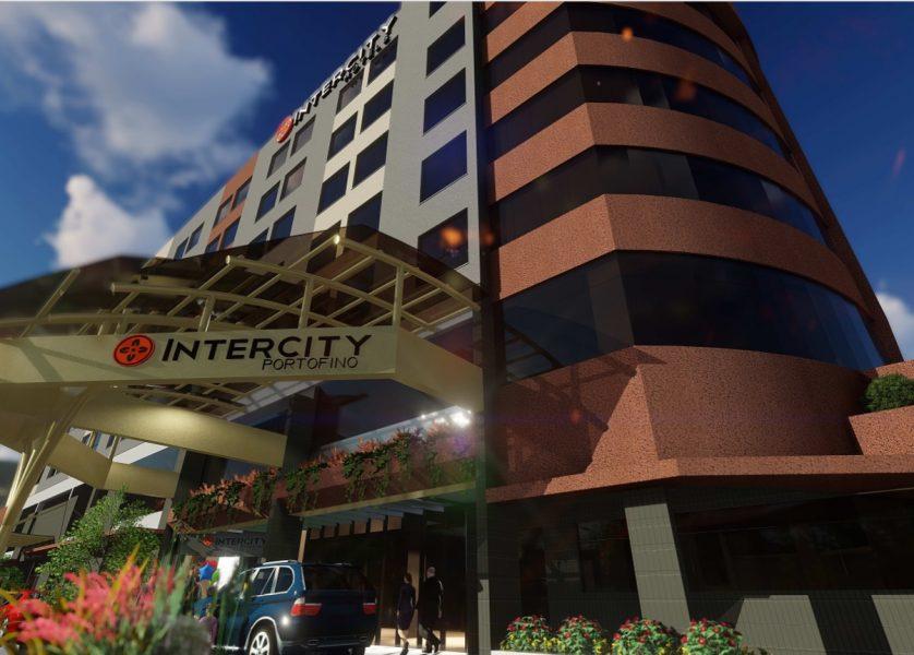 Intercity Portofino está chegando em Florianópolis