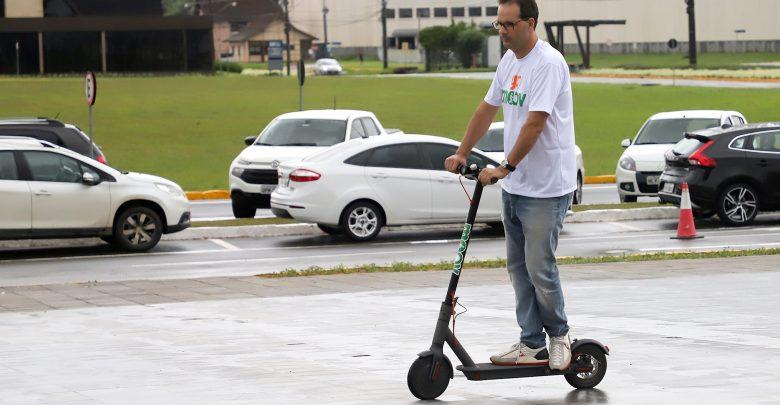 Startup catarinense apresenta solução de mobilidade urbana inteligente 1