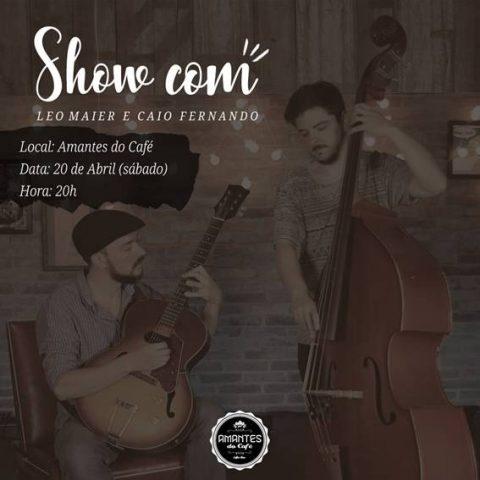 Do Blue ao Jazz com Leio Maier e Caio Fernandes