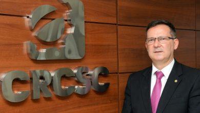 Marcello Seemann presidente do CRCSC - Divulgação