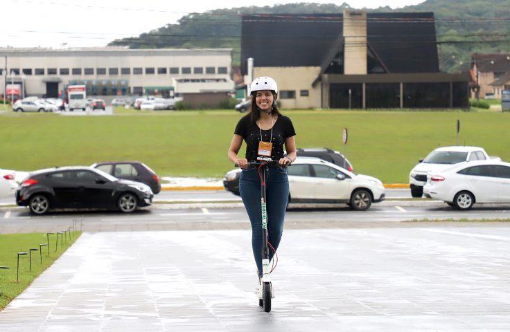 Startup catarinense apresenta solução de mobilidade urbana inteligente 2