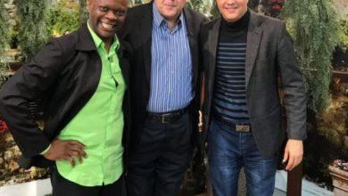 Luciano Faccioli recebe Sebastian Soul no programa Papo Em Dia 3